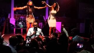 Bizuayehu Demissie - in Atlanta concert