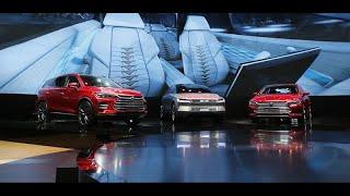 FB.com/BYDautovn ▶ Lễ ra mắt mẫu xe ô tô SUV mới nhất của BYD tại triển lãm Thượng Hải