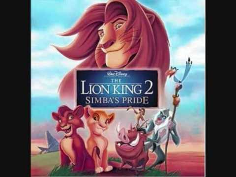 Misc Cartoons - Lion King - One Of Us
