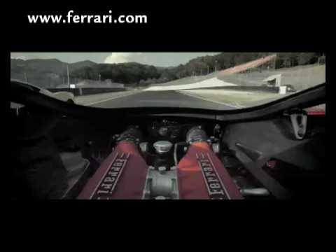 Ferrari 458 Italia, официальное промо