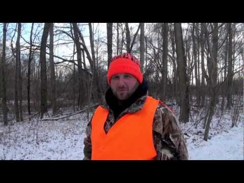 Michigan Late Season Whitetail Hunting