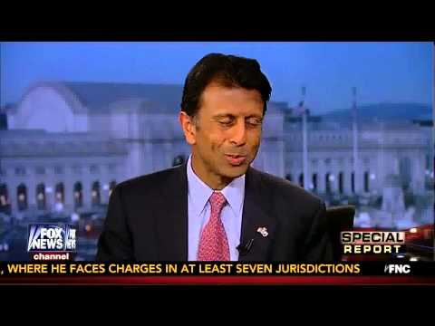 Louisiana Gov. Bobby Jindal on FOX News' Special Report with Bret Baier