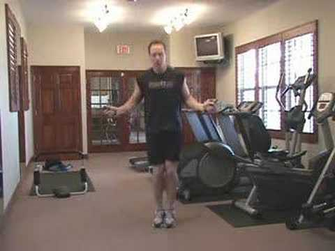 Cardiovascular Training - Cardio Workouts - Jumping Rope Image 1