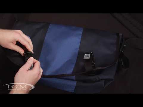 Review: Timbuk2 Laptop Messenger Bag