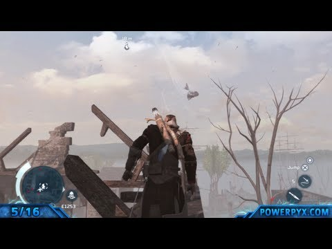 Assassin's Creed 3 - All Almanac Page Locations New York (Blowing in the Wind Trophy / Achievement)