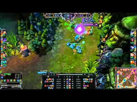 fast2play.it Cup - Italian league of Legends amateur Tournament - 3 match -