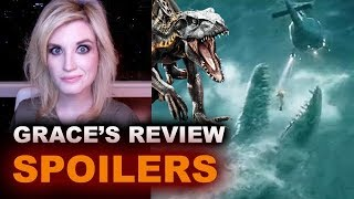 Jurassic World 2 Fallen Kingdom SPOILER Review
