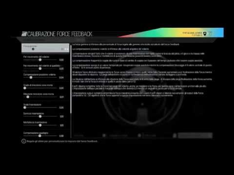 Wheel Project Cars Ps4 Project Cars[ps4 Settings