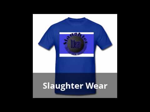 Slaughter Wear - New USA Online Clothing Brand