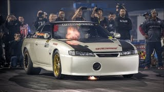 "2000HP Nissan 240sx ""White Rice"" - Worlds Quickest & Fastest 240sx"