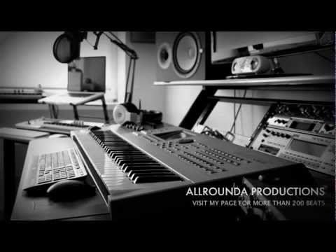 ALLROUNDA Productions - Making A Hiphop Beat (Episode 3)   com