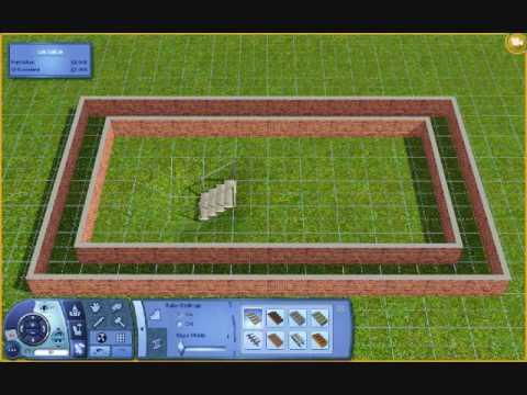sims 3 basement tutorial youtube