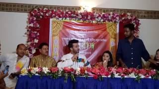 সাকিব খান ও বুবলী  দুজন এক সাথে হলেন আজ আসিতেছে বাংলা নতুন ছবি ,রংবাজ ১৫-আপ্রিল-২০১৭