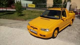 Skoda Felicia Pick-up Fun