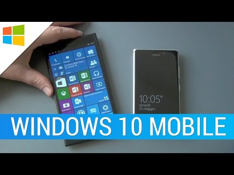 Windows 10 Mobile Insider Preview build 10080: anteprima di HDblog.it
