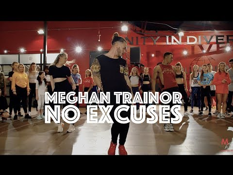 Meghan Trainor - No Excuses | Hamilton Evans Choreography