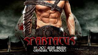 """Spartacus: Blood and Sand """"Official Workout!"""""""