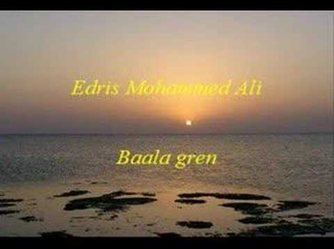 Eritrea - Tigre song by Idris Mohammed Ali - الفنان ادريس محمد علي