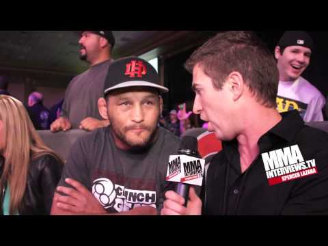 Dan Henderson still feels he did enough to beat Machida, looking forward to Rashad Evans at UFC 161