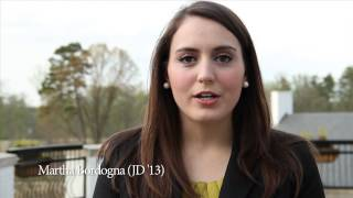 Thumbnail from video named What Makes a Wake Forest Lawyer?