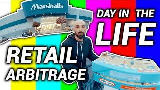 Retail Arbitrage For Amazon Fba | Reseller Day in the life (2+ FULL CARTS)