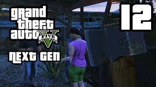 GTA 5 Next Gen Walkthrough Part 12 - Xbox One / PS4 - HATCHET - Grand Theft Auto 5