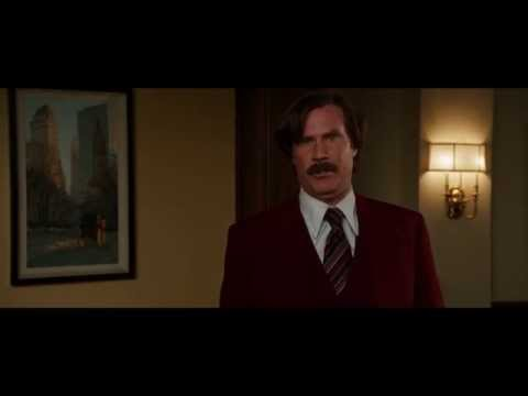 Anchorman 2: The Legend Continues - No Joke Cut (Official Trailer)