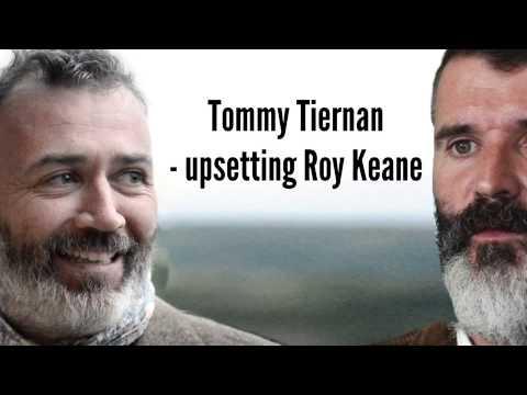 When Tommy Tiernan Met Roy Keane