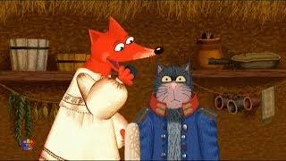 Kot i Lisa  | Кот и Лиса | The Cat And The Fox | детские мультфильмы | история обучения | дети видео