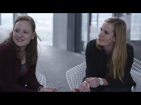 Women@ECB - Starting your career