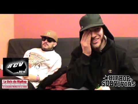 Interview de Jazzy Bazz pour La Voix du HipHop