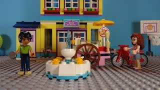LEGO Friends School Festival -Stop Motion