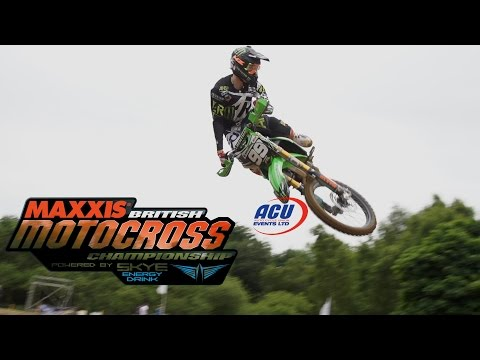 RD 5 BLAXHALL - 2015 Maxxis British Motocross Championship powered by Skye Energy Drink