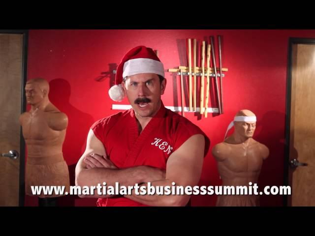 See Master Ken at The Martial Arts Business Summit 2015