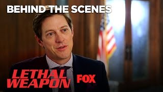 Character Profile: Kevin Rahm As Avery | Season 1 | LETHAL WEAPON