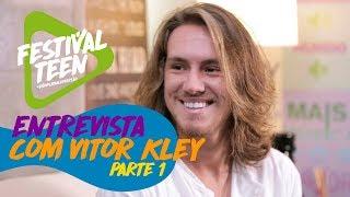download musica Entrevista com Vitor Kley: começo de carreira e seu amor pela música 1 Festival Teen