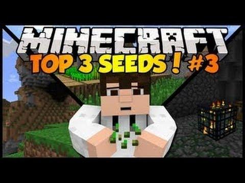 Minecraft: Best 3 Seeds for Minecraft 1.7.2