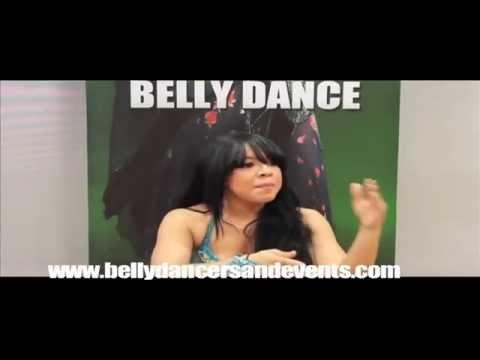 BELLY DANCER INTERVIEWS MELISSA
