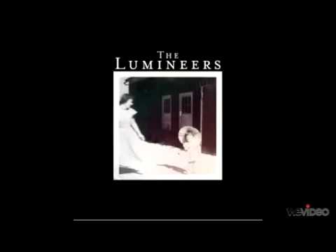 Lumineers - Dont Wanna Go