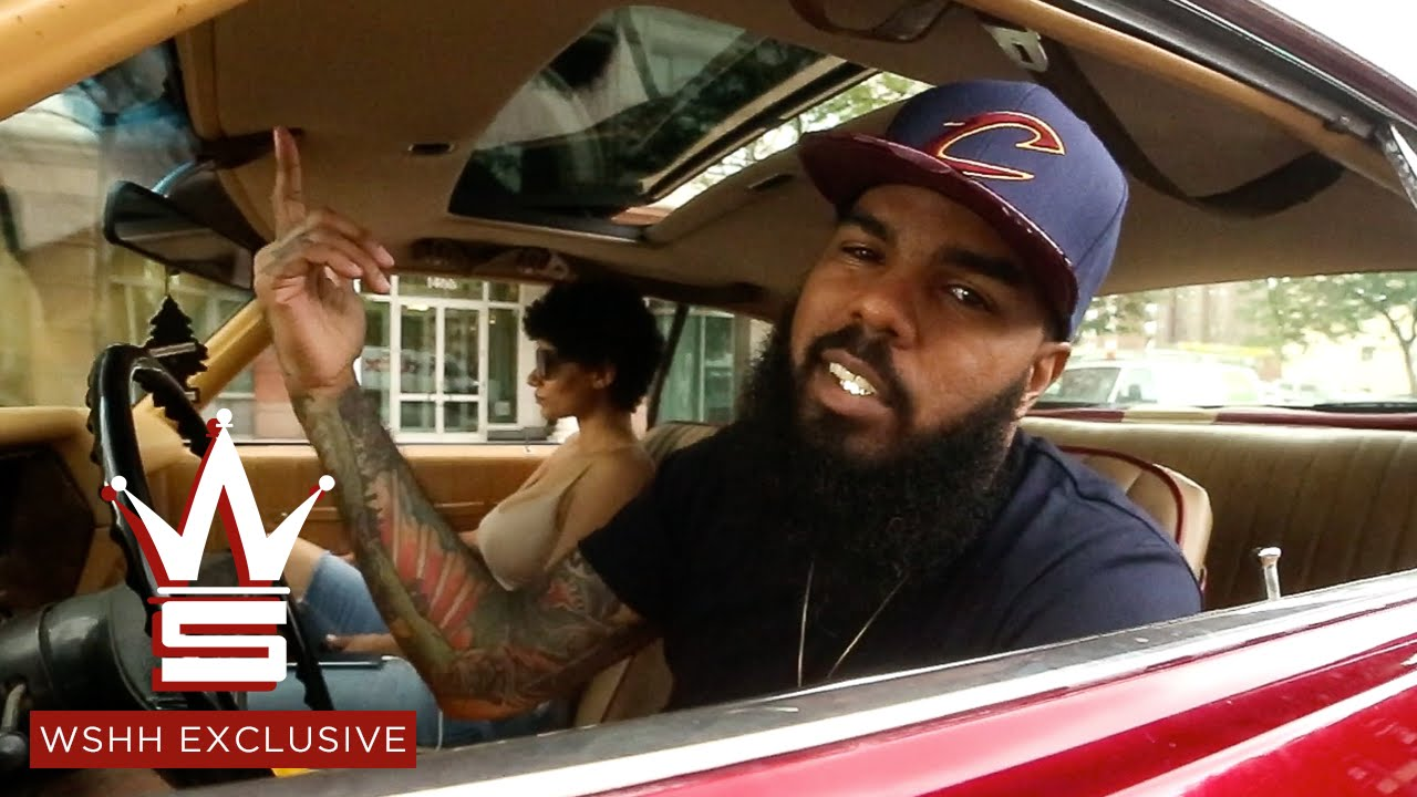 Stalley - Glass Garage