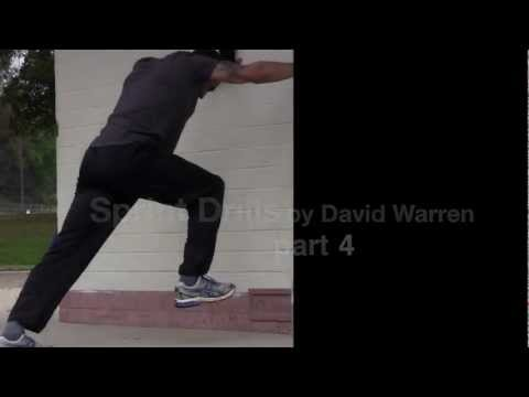 Sprint Drills for Speed, Run Faster, Jump Higher, Plyometrics by David Warren (Dave King) part 4