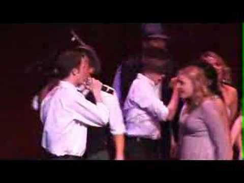 USC SoCal VoCals sing Feelin Good at ABSOLUT ACAPPELLA 2007