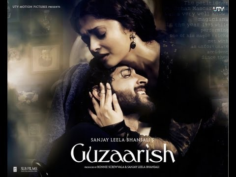 Guzaarish is listed (or ranked) 11 on the list The Best Hrithik Roshan Movies