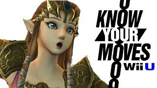 How Sheik Ruined Zelda! - Know Your Moves! (ZELDA MONTH!)