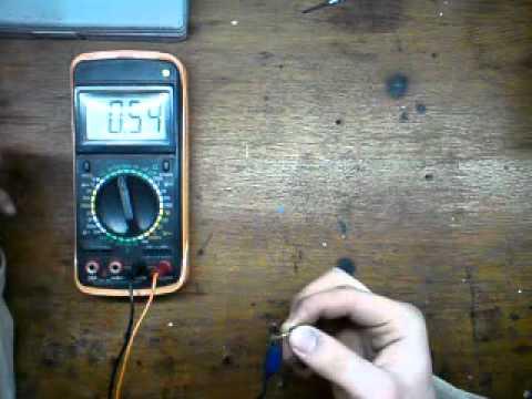 Jak sprawdzić kondensator rozruchowy miernikiem