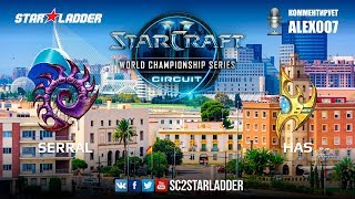 2018 WCS Valencia — Final: Serral (Z) vs Has (P)