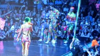 Katy Perry Video - KATY PERRY IN TORONTO AT AIR CANADA CENTRE - PRISMATIC WORLD TOUR