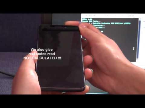 Alcatel OT-6030 Direct Unlock USB with GBKey