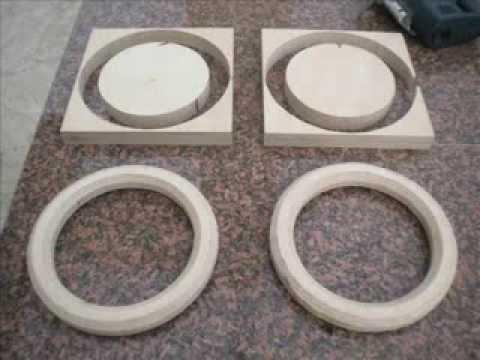 Diy wooden gym rings