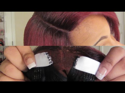 Lay Your Lace Part Down w/ the Elastic Band Method! + 20K & Rambling :)
